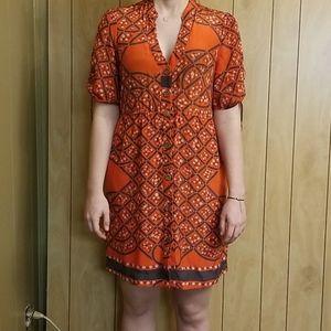 Moulinette Soerurs Anthropologie Dress Size 4